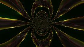 Magische Videohintergrundanimation, Schleife HD 1080p stock footage