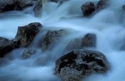 Magische waterval Royalty-vrije Stock Afbeeldingen