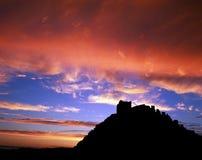 Magische wolk royalty-vrije stock foto