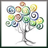 Magischer Baum 2 Stockfotos