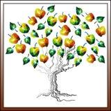 Magischer Baum 5 Lizenzfreie Stockbilder