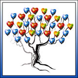 Magischer Baum 6 Lizenzfreie Stockfotos