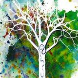 Magischer Baum 10 Lizenzfreie Stockbilder