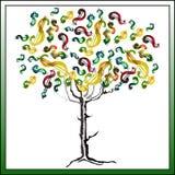 Magischer Baum 4 Lizenzfreies Stockfoto