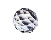 Magischer geschliffener Kristall Lizenzfreies Stockfoto