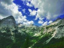Magischer Julian Alps lizenzfreie stockfotos