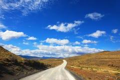 Magischer Land Patagonia Lizenzfreie Stockfotos