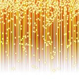 Magischer Sternauszugshintergrund Stockfoto