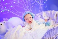 Magischer Winter Stockfotos