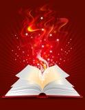 Magisches Buch Lizenzfreie Stockfotos