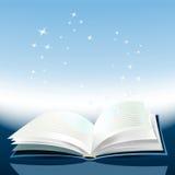 Magisches Buch Lizenzfreies Stockbild