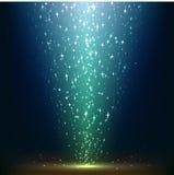 Magisches Licht Lizenzfreies Stockfoto