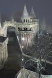 Magisches Schloss stockbild