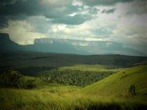 Magisk borttappad värld Roraima Tepuy Fotografering för Bildbyråer