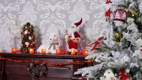 magisk jul arkivfilmer