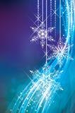 magisk jul Arkivbilder