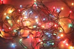 Magisk jul arkivfoton