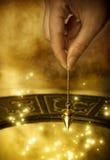 magisk klockpendel Royaltyfri Foto