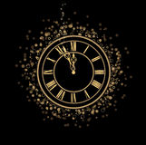 magisk midnatt Fotografering för Bildbyråer