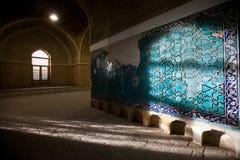 magisk moské Arkivbilder