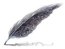 magisk penna Arkivfoton