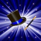 magisk stick Royaltyfri Bild