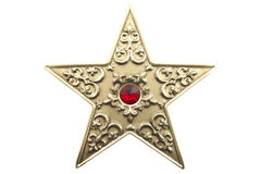 magisk stjärna Arkivbild