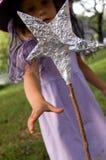 magisk stjärna Fotografering för Bildbyråer