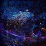 magisk swirl Royaltyfria Bilder