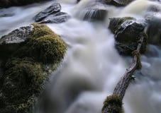magisk vattenfall arkivfoton