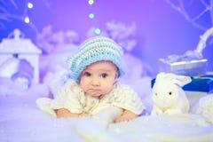 Magisk vinter royaltyfria bilder