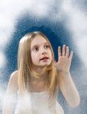 magisk vinter Arkivbilder