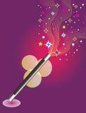 magisk wand Royaltyfri Foto