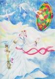 Magiska Opal Fairy (2000) Arkivbild
