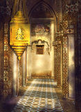 Magiskt Indien hall Royaltyfria Foton