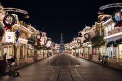 Magiskt kungarike i Orlando Royaltyfri Foto