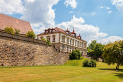 Magistrates Courd of Forchheim Royalty Free Stock Image