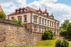 Magistrates Courd of Forchheim Royalty Free Stock Images