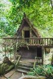 Magiträdgård i Koh Samui royaltyfria foton