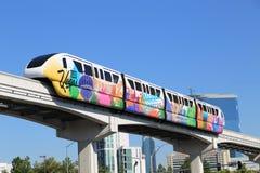 Maglev pociąg Obraz Royalty Free