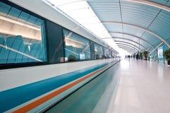Maglev train Royalty Free Stock Image