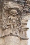 Magli Palace. Martina Franca. Puglia. Italy. Stock Images