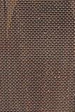 Maglia approssimativa del metallo Fotografia Stock