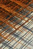 Maglia arrugginita Fotografie Stock Libere da Diritti
