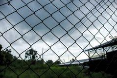 Maglia d'acciaio Fotografie Stock Libere da Diritti
