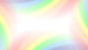 Maglia del fondo di pendenza dell'arcobaleno Immagine Stock