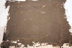 Maglia del gesso sulla parete Immagine Stock