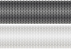 Maglia del nastro metallico Fotografia Stock Libera da Diritti
