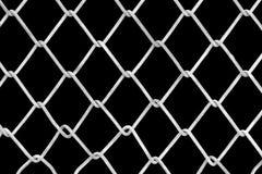 Maglia dell'acciaio del cavo Fotografie Stock Libere da Diritti