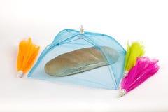 Maglia della tenda del pane fotografia stock